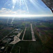 Aéroport de Rouen vallée de Seine